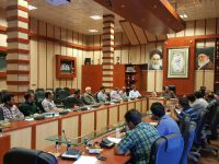 گزارش جلسه هم اندیشی  روسای هیاتهای شهرستانها ومسئولین کارگروههای هیات استان