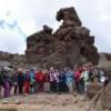 گزارش تصویری ۱ /  صعود سراسری بانوان به قله سبلان به میزبانی هیات کوهنوردی و صعودهای ورزشی استان آذربایجان شرقی