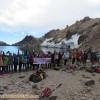 گزارش تصویری ۲ / صعود سراسری بانوان به قله سبلان به میزبانی هیات کوهنوردی و صعودهای ورزشی استان آذربایجان شرقی