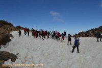 گزارش تصویری ۳ / صعود سراسری بانوان به قله سبلان به میزبانی هیات کوهنوردی و صعودهای ورزشی استان آذربایجان شرقی
