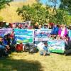 برگزاری همایش استانی کوهروی بانوان در منطقه آبشار گل آخور