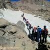صعود به قله سبلان توسط هیات کوهنوردی سراب