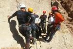 برگزاری دوره کار آموزی سنگنوردی توسط کارگروه آموزش هیئت کوهنوردی و صعودهای ورزشی استان آذربایجان شرقی
