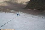 صعود یخچال قله کسری