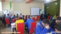 گزارش کلاس باز آموزی مربیان درجه ۳ کوهپیمایی