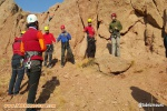 گزارش تصویری دومین روز کلاس بازآموزی مربیان درجه ۳ کوهپیمایی
