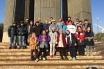 گزارش تصویری از استقبال علاقمندان به ورزش مفرح و با نشاط کوهنوردی در آخرین روز هفته تربیت بدنی در عینالی