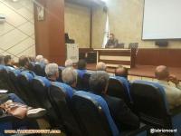 گزارش جلسه هماهنگی و هم اندیشی گروههای کوهنوردی و کوهپیمایی هیات شهرستان تبریز