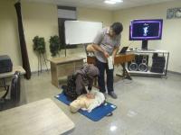 برگزاری کارگاه آموزشی CPR برای کوهنوردان