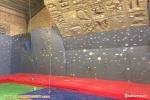 به مناسبت گرامیداشت هفته تربیت بدنی و ورزش افتتاح قسمت بولدرینگ دیواره مراغه
