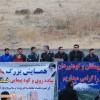 برگزاری همایش پیاده روی و کوهپیمایی به مناسبت گرامیداشت هفته تربیت بدنی و روز کوهنورد در شهرستان مرند