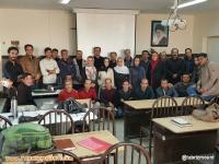 گزارش برگزاری دوره کارگاه آموزشی حفظ محیط کوهستان