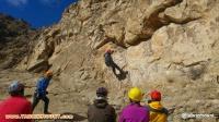 برگزاری و اتمام دوره کارآموزی سنگ نوردی توسط کار گروه آموزش هیئت کوهنوردی و صعودهای ورزشی شهرستان ملکان