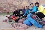 برگزاری و اتمام دوره پیشرفته سنگنوردی توسط کارگروه آموزش هیئت کوهنوردی و صعودهای ورزشی استان آذربایجان شرقی