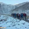 صعود قله بزقوش بمناسبت روز دانش آموز و روز ملی مبارزه با استکبار جهانی