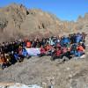 برنامه کوهپیمایی عمومی به مناسبت روز دانشجو توسط هیئت کوهنوردی شهرستان سراب
