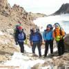 گزارش صعود کوهنوردان سرابی به ۵ قله سبلان