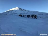 صعود قله کمال توسط گروه آذرجوان تبریز