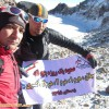 گزارش صعود ارزشمند یک روزه زمستانی  پنج قله سبلان