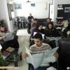 برگزاری کلاس کار آموزی نقشه خوانی و کار با قطب نما توسط گروه کوهنوردی آذرجوان تبریز