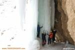 برگزاری و اتمام اولین کلاس آبشار یخی در استان توسط کمیته آموزش گروه کوهنوردی آذر جوان تبریز
