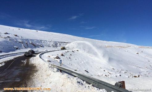 گزارش تصویری صعود سراسری منطقه شمالغرب کشور به قوچ گلی (کمال) سهند / بخش ۱