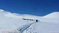 گزارش صعود سراسری منطقه شمالغرب کشور به قوچ گلی (کمال) سهند