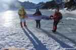 گزارش صعود یک روزه تیم مشترک کارگروه بانوان و کارگروه جستجو و نجات هیات کوهنوردی و صعودهای ورزشی استان آذربایجان شرقی به قله سبلان از مسیر گرده شمالی