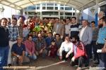 گزارش تصویری استقبال از هیمالیا نوردان در فرودگاه تبریز