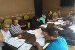گزارش برگزاری جلسه کمیته آموزش فدراسیون