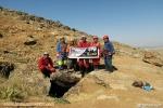 گزارش برنامه غار قلایچی و دوکچی بوکان توسط غارنوردان مراغه