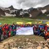 ادامه کمپ UIAA در منطقه علم کوه