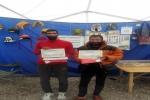کوهنوردان تبریز بر فراز قله لنین