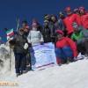 گزارش صعود کارگروه بانوان شهرستان تبریز به قله ۵۱۳۷ متری آرارات ترکیه