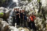 صعود کوهنوردان گوگان به ارتفاعات عیش آباد شهرستان مرند