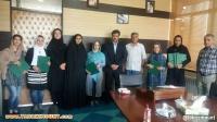 مراسم تقدیر از بانوان صعود کننده به قلل کازبک و آرارات