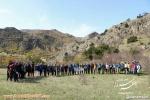 به مناسبت بزرگداشت روز مبارزه با استکبار و روز دانش آموز اجرای برنامه عمومی جنگلنوردی آش اصلان