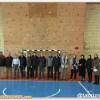 جلسه هم اندیشی ریاست هیات کوهنوردی استان با مسئولین ورزش و کوهنوردی شهرستان اهر