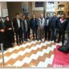 جلسه هم اندیشی ریاست هیات کوهنوردی استان با مسئولین ورزش و کوهنوردی شهرستانهای بستان آباد، سراب و مهربان