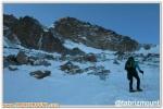 گزارش صعود یخچال پیر سبلان