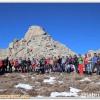 کوهنوردان و باشگاههای کوهنوردی استان یاد و خاطره جانباختگان حادثه اشترانکوه را گرامی داشتند