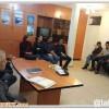 نشست صمیمی اعضاء کارگروه صعودهای ورزشی با رییس هیات کوهنوردی استان
