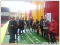 جلسه هم اندیشی ریاست هیات کوهنوردی استان با مسئولین ورزش و کوهنوردی شهرستان مراغه