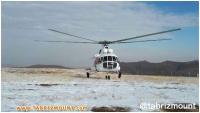 گزارش تصویری عملیات امداد و نجات در منطقه میشو مرند (۲)