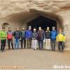 گزارش برگزاری دوره غارپیمایی ویژه آقایان در شهرستان مراغه