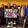 مدیر کل ورزش و جوانان استان با اعضا هیات کوهنوردی و ورزشکاران افتخار آفرین این رشته دیدار کرد
