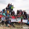 صعود کوهنوردان اهر به گندیمان به مناسبت بزرگداشت ایام شعبانیه