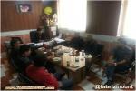 جلسه هماهنگی  مسابقه استانی  سنگنوردی داخل سالن برای آقایان برگزار شد