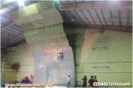 مسابقات استانی سنگنوردی داخل سالن در رشته سر طناب برگزار شد