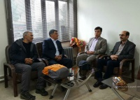 جلسه بررسی مشکلات، راهکارها و پتانسیل های کوهنوردی شهرستان کلیبر